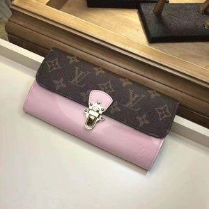 Louis Vuitton Cherrywood Wallet